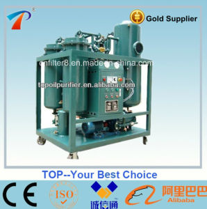 High Efficient Steam Turbine Oil Degassing Machine pictures & photos
