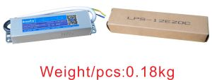 20W 24V Waterproof LED Power Supply with Ce pictures & photos