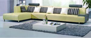 Modern Leather Sofa Jfc-31