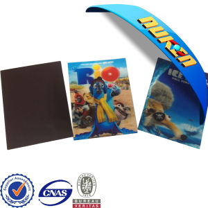 Custom Lenticular 3D Promotional Refrigerator Magnets Cheap pictures & photos