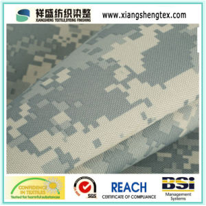 Autumn Ironwood Camouflage Clothing Fabric for Military pictures & photos