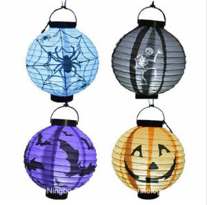 Solar Spider Lantern String Lights (RS1012B) pictures & photos