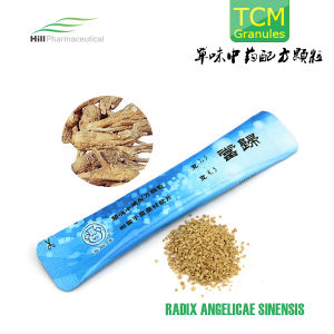 Traditional Chinese Medicine. Radix Angelicae Sinensis Granules pictures & photos
