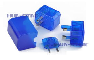 Travel Adaptor with CE&RoHS Approved (HS-T091) pictures & photos