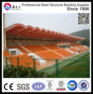 Steel Structure Supplier and Manufacturer Steel Structure Stadium pictures & photos