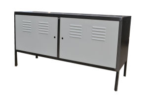 PS Cabinet/ TV Stand/ Metal Storage Cabinet pictures & photos