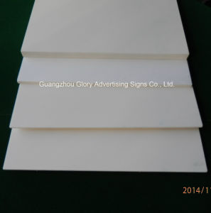 High Hardness PVC Foam Board pictures & photos