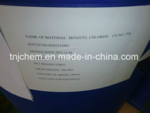 Good Quality Benzoyl Chloride CAS 98-88-4 From China Supplier pictures & photos