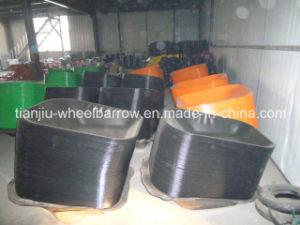 Nigeria Farming Wheelbarrow Wb6200-2 pictures & photos