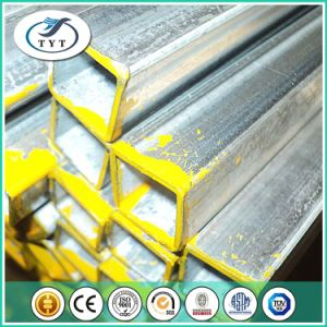 Gi Iron Hollow Section Steel Pipe From Tianjin Tianyingtai Factory pictures & photos