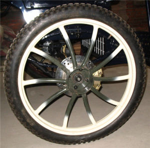 Wheels for Horse Cart (GW-WHEEL07) pictures & photos