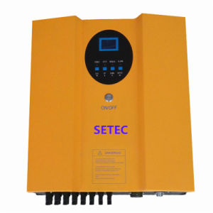 30kw Solar Pump Inverter with MPPT pictures & photos