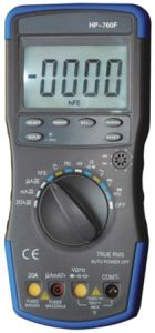 HP760F Digital AC True TMS Multimeter