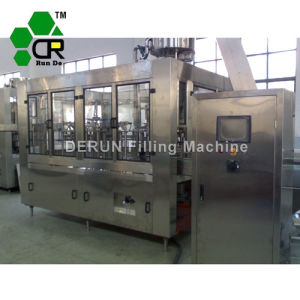 Carbonated Soft Drink Filling Machine (DR24-24-8D)