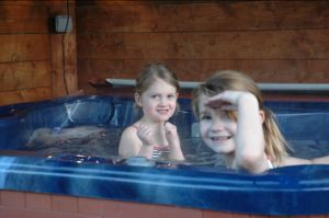 Outdoor SPA / Whirlpool Bathtub / Hot Tub (E-003)