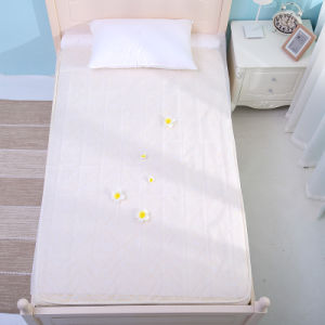 Hotel Non-Woven Natural Disposable Fitted Bed Sheet pictures & photos