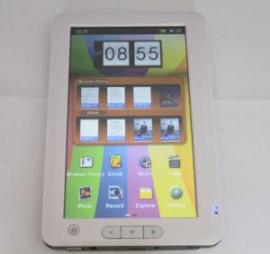7 Inch Ebook Reader With 4GB Capacity
