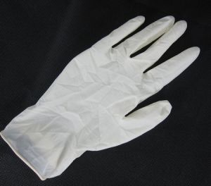 China Factory Stock Hotsale Medical Grade Disposable Latex Gloves pictures & photos