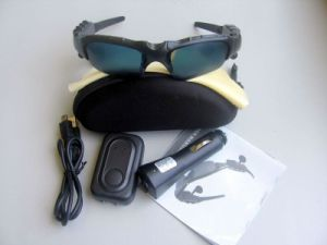 4GB MP3 Sunglasses With Bluetooth (1700-67)