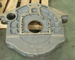 Flywheel Housing with Machining Iron Cast and Sand Casting
