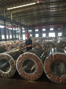 Factory Steel Supplier Hot Dipped Galvanized Steel Coil Gi (0.12mm-3.0mm) pictures & photos