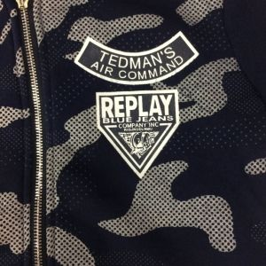 Boy Army Print Hoodies in Kids Clothes Sq-6453 pictures & photos