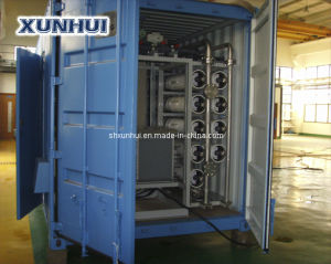 Sea Water Desalination with Reverse Osmosis Treatment Technology