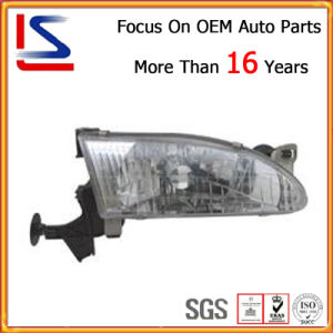 Auto Parts Head Lamp for Toyota Corolla ′98-′01 USA pictures & photos