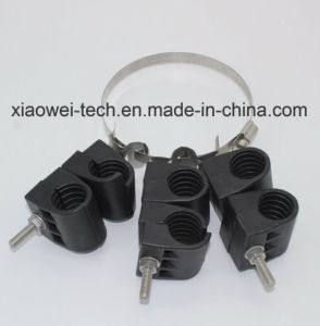 Suspension Leaky Feeder Coaxial Cable Clamp Clips pictures & photos
