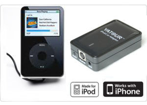 iPod iPhone CD Changer Adapter Interface (interation kit) pictures & photos