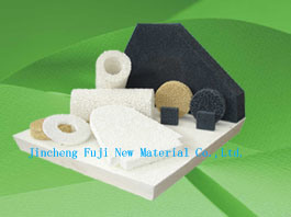 Ceramic Foam Filter, Porous Filter