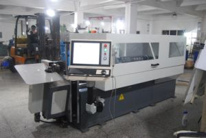 9 Axes Automatic 3D CNC Wire Bending Machine pictures & photos