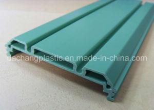PVC Profile, Plastic Extrusion Parts pictures & photos