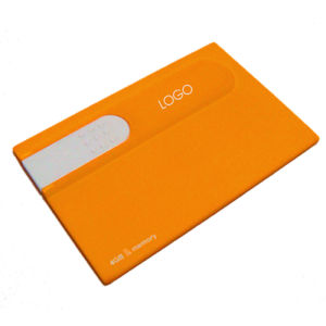 Exhibition Gift Advertising Card USB Flash Drive 2GB-64GB pictures & photos