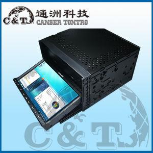2 DIN Digital Amplifier Car PC Monitor (PCMZ)