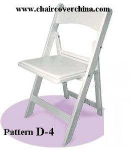 Chair Slip Covers Sewing Pattern Parsons Ladder Back Folding