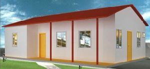 Prefabricated Civil House (PH-81)