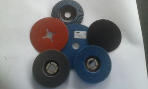 "Zir. 4.5"" Abrasive Flap Disc pictures & photos"