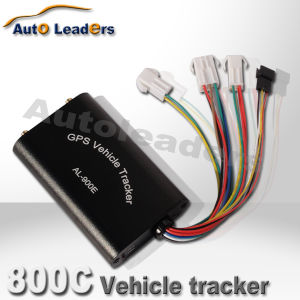 Auto Tracker With Camera, LCD and Fuel Sensor