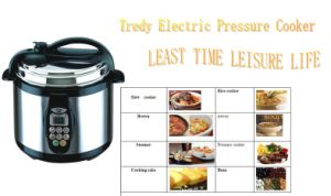 Classic Digital Type Electric Pressure Cooker (YBW40-80A)