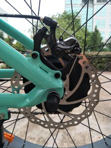 2018 New 26X4.8 Inch Fat Tyre E-Bicycle pictures & photos