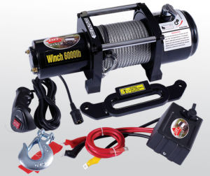 Electric off-Road Winch with CE (P6000) pictures & photos