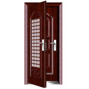 Armored Door Steel Wooden Door Safly Door Security Door pictures & photos