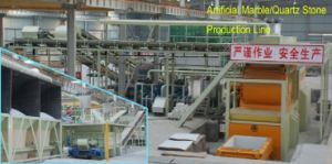 Artificial Marble Production Line for Artificial Stone pictures & photos