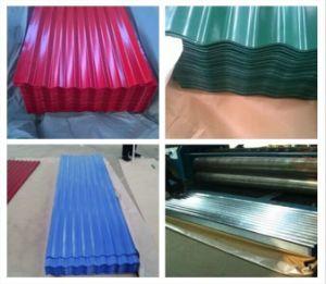 Galvanized Corrugated Steel Sheet/Gi Corrugated Roof Sheet