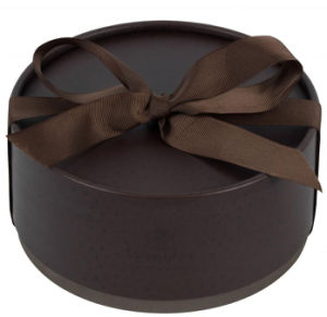 Chocolate Box/Round Paper Chocolate Box (YY-- B0002) pictures & photos