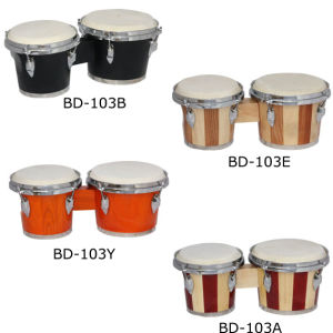 Classical Bongo Drum (BD-103) pictures & photos