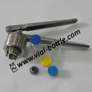 Vial Crimper 13mm and 20mm to Seal Flip off Cap and Injection Vial pictures & photos