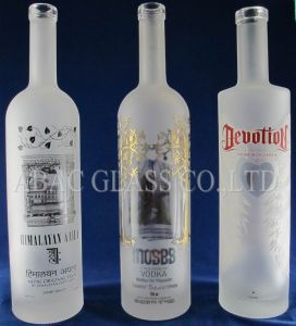 Vodka Bottle pictures & photos