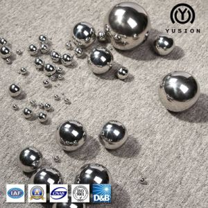 G10-G1000 Mirror Surface Polishing Carbon Steel Ball (AISI101015/1045) pictures & photos